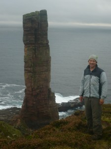 Climb the Old Man of Hoy
