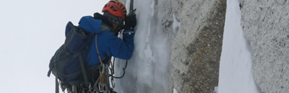 Ice Axe crampons